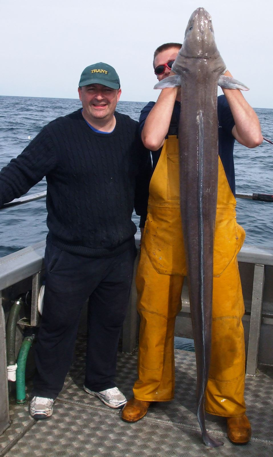 Big conger on cherbourg 1