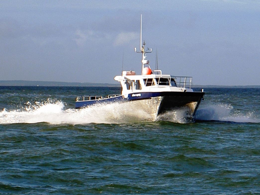 Silver Spray boat