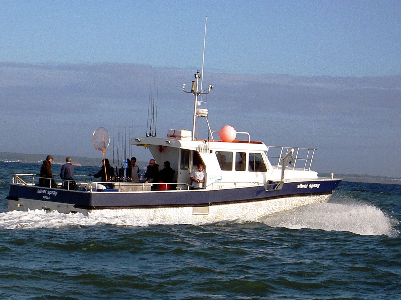 Silver Spray 1 boat